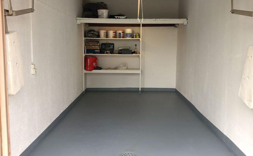 Garagenbox Teil 1